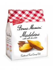 Bonne Maman francia Madeleine tejcsokoládéval 210g