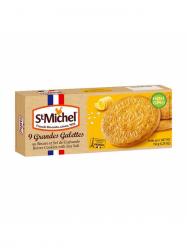 St Michel Tengeri sós óriás vajas keksz 9 db-os 150 gr
