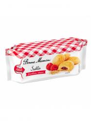 Bonne Maman málnás-szezámos keksz 150 gr