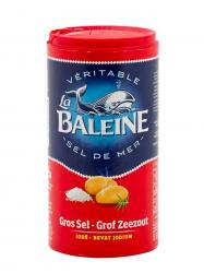 La Baleine durva szemű tengeri só jóddal 500 gr