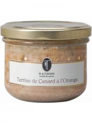M. de Turenne narancsos kacsapástétom 180 gr