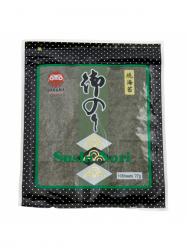 Daruma Yaki Sushi Nori Algalap zöld 27 gr