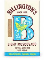 Billington Muscvado Light cukor 500 gr