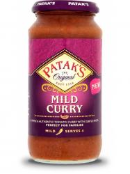 Patak´s Korma curry paszta 290 gr