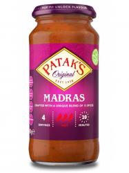 Patak´s Madras főzőszósz 450 gr