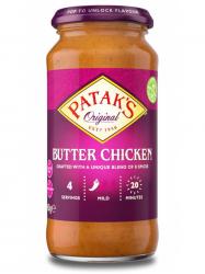 Patak´s vajas csirke főzőszósz enyhe 450 gr