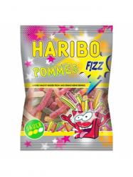 Haribo Pommes Fizz savanyú gumicukor 100 gr