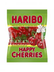 Haribo Happy Cherries gumicukor 100 gr