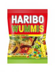 Haribo Wummis giliszta gumicukor 100 gr