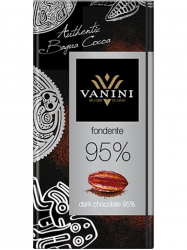 Vanini Étcsokoládé 95%-os 90 gr