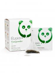 BLEND Gunpowder zöld tea 15 filter