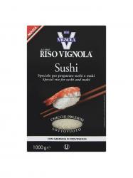 Riso Vignola Sushi rizs 1 kg
