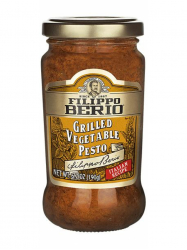 Filippo Berio Grillezett Zöldséges Pesto 190 gr