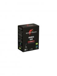 Mount Hagen BIO Instant kávé adagok 25 x 2 gr