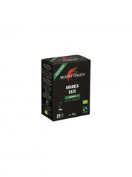 Mount Hagen BIO Koffeinmentes instant kávé 25x2 gr