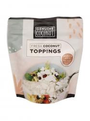 Genuine Fresh Coconut Toppings 150 gr